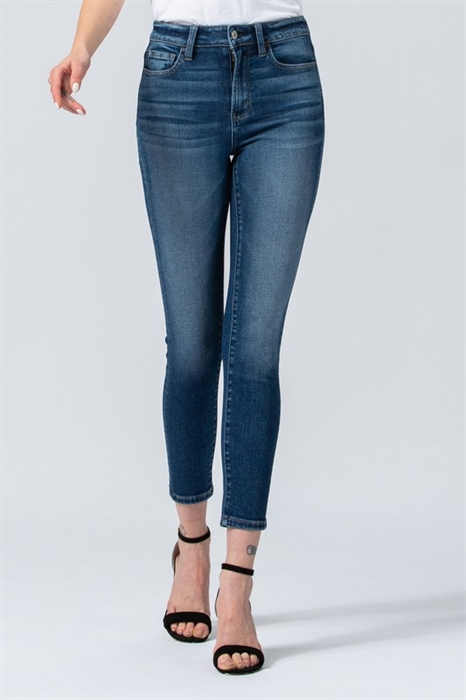 Picture of Vervet Haylie High Rise Jeans