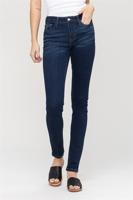 Picture of Vervet Amore Mid Rise Skinnies
