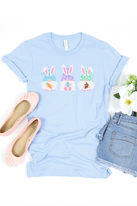 Picture of Easter Gnomes Graphic Tee
