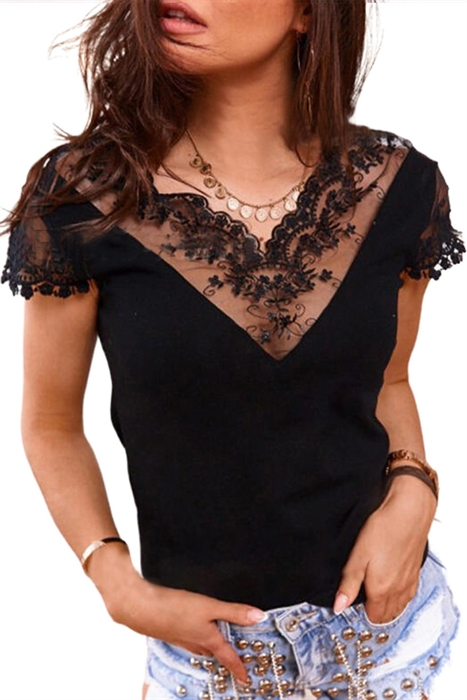 Picture of Lucille Lace Top