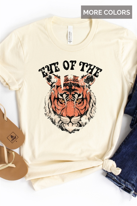 Picture of Eye of the Tiger Graphic Tee