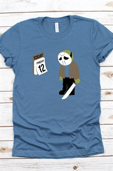 Picture of Friday the 12th Graphic Tee