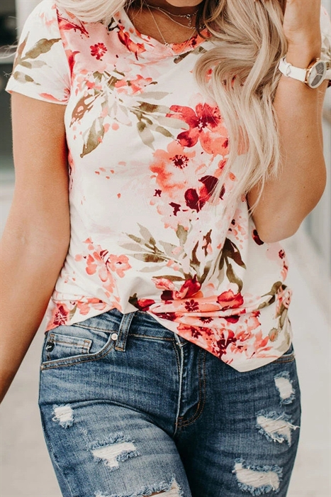 Picture of Cheyenne Floral Top