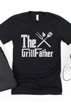 Picture of The Grill Father Graphic Tee