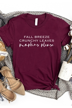 Picture of Fall Breeze Graphic Tee