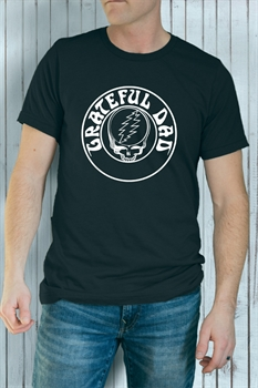 Picture of Grateful Dad Graphic Tee